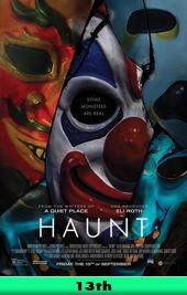 haunt movie poster vod