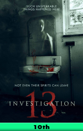 investigation 13 movie poster vod