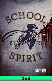 into the darkness school spirit movie poster vod