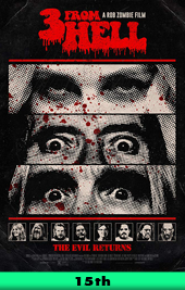 3 from hell movie poster vod