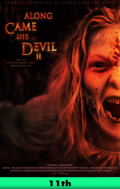 along came the devil 2 movie poster vod