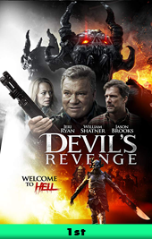 the devil's revenge movie poster vod