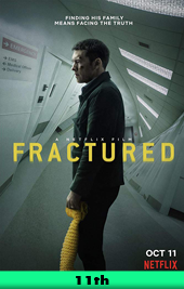 fractured movie poster vod netflix