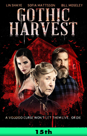 gothic harvest movie poster vod