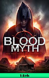 blood myth movie poster vod