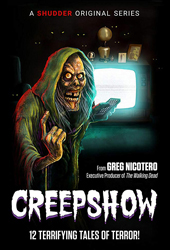 creepshow movie poster vod shudder