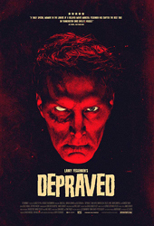 depraved movie poster vod
