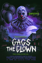 gags the clown movie poster vod