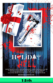 holiday hell movie poster vod