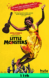 little monsters movie poster vod