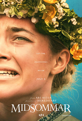 midsommar movie poster vod