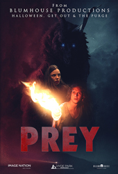 prey movie poster vod