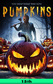 pumpkins movie poster vod