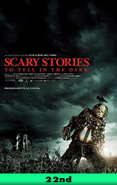 scary stories to tell in the dark movie poster vod