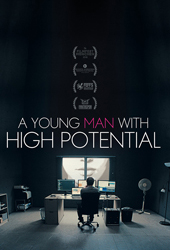 a young man with potential movie poster vod