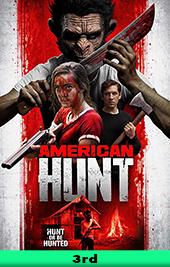 american hunt movie poster vod
