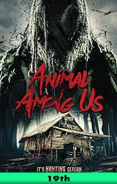 animal among us movie poster vod