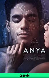 anya movie poster vod