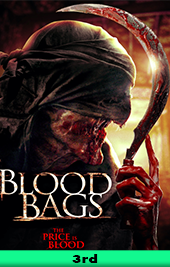 blood bags vod movie poster