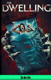 the dwelling movie poster vod