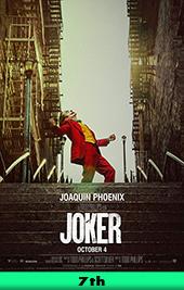 joker movie poster vod