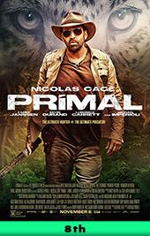 primal movie poster vod