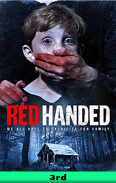 red handed movie poster vod