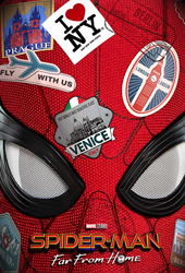 spider-man far from home vod