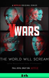 v wars movie poster vod netflix