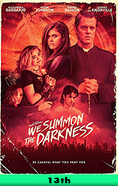 we summon the darkness movie poster vod