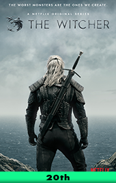 the witcher movie poster netflix