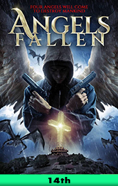 angels fallen movie poster vod