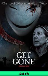 get gone movie poster vod