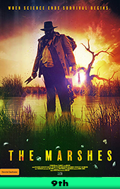 the marshes shudder movie poster vod