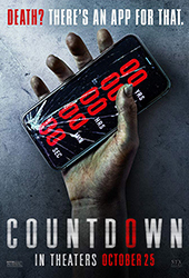 countdown movie poster vod