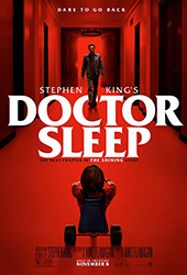 doctor sleep movie poster vod