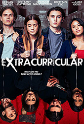 extracurricular movie poster vod