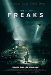 freaks movie poster vod