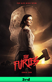 the furies movie poster vod
