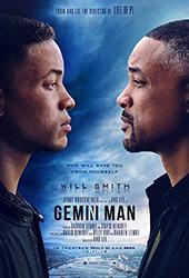gemini man movie poster vod