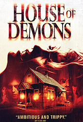 house of demons movie poster vod