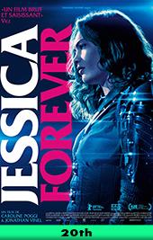 jessica forever movie poster shudder vod