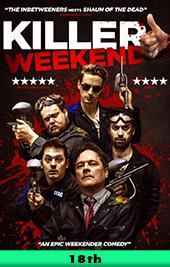 killer weekend movie poster vod