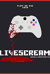livescream movie poster vod