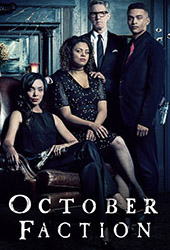 october faction movie poster vod