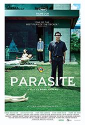 parasite movie poster vod