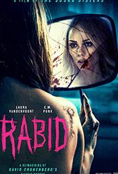 rabid movie poster vod