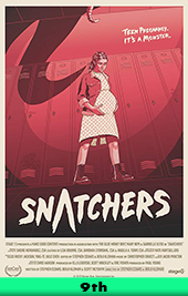 snatchers movie poster vod
