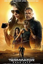 terminator dark fate movie poster vod