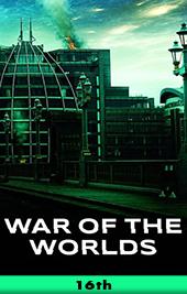 war of the worlds epix movie poster vod